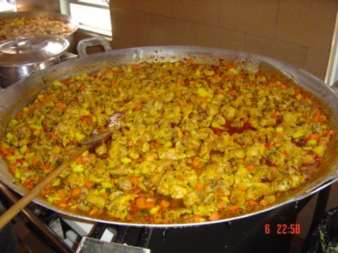 Serviços de Paella do Chico - Paella do Chico - 8