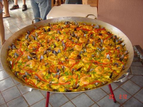 Serviços de Paella do Chico - Paella do Chico - 3